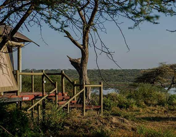 Lake Masek Tented Lodge