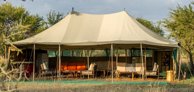 Ndutu Wilderness Camp