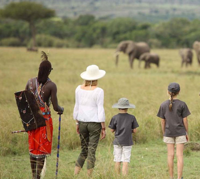 Tnazania Family Safari