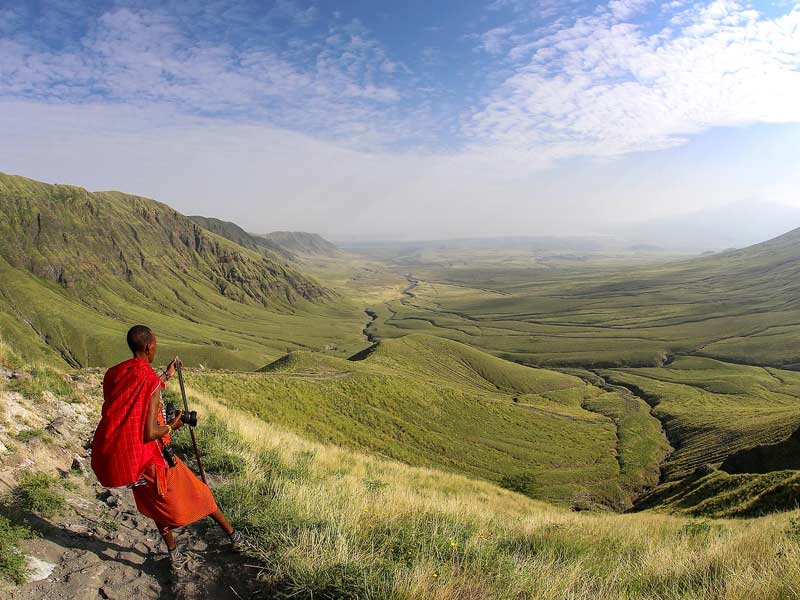 Ngorongoro Highlands